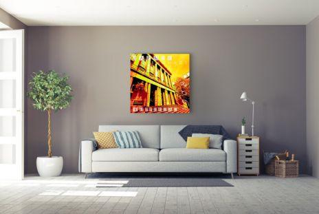 """Fritz Art """"Wuppertal Barmer Rathaus"""""""