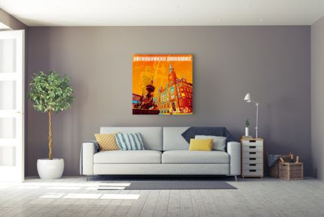 "Fritz Art ""Wuppertal Elberfelder Rathaus"""