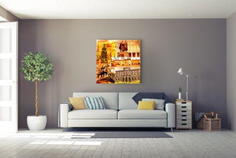 """Fritz Art """"Weimar Collage"""""""