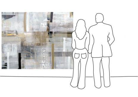 "Ralf Bohnenkamp ""O.T. #33 (160 x 200 cm)"""