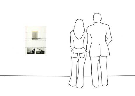 "Christo ""5600 Cubicmeter Kassel"""