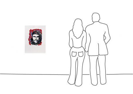 "Armin Mueller-Stahl ""Che Guevara"""