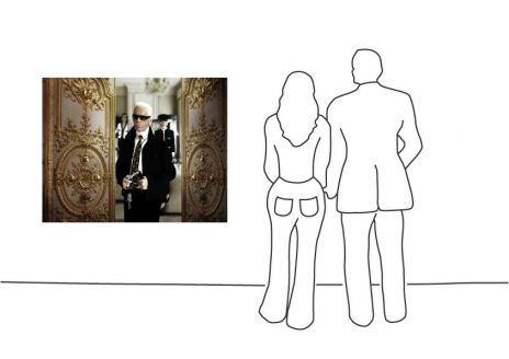 "Axel Crieger ""Charlemagne (Karl Lagerfeld)"""