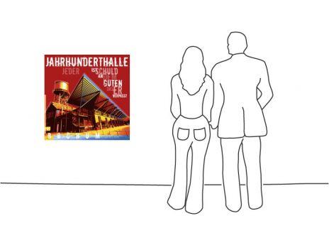 "Fritz Art ""Bochum Jahrhunderthalle"""