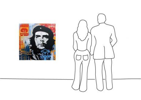 "Michel Friess ""Che Cuba"""