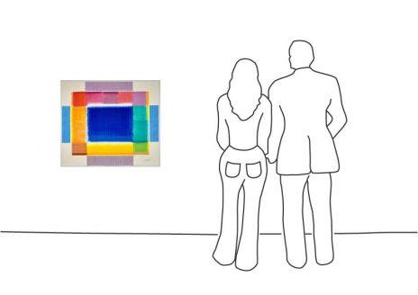 """Heinz Mack """"Colour Frame"""""""