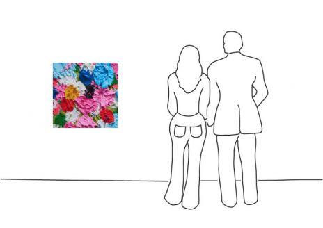 """Diverse Künstler """"Damien Hirst Fruitful 2020"""""""