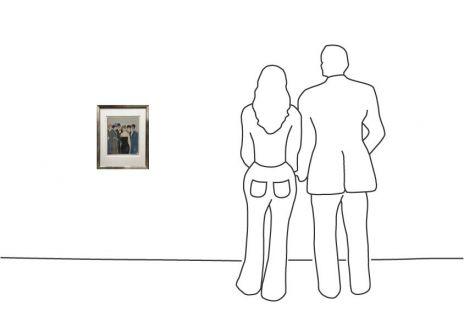 """Diverse Künstler """"David Schneuer - Original Lithografie (1)"""""""