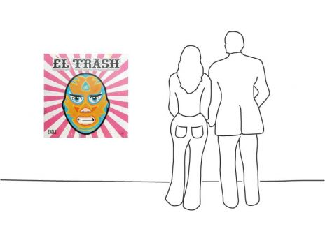 """ths """"El Trash Eagle"""""""