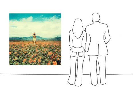 """Joni Harbeck """"Flower Girl 1"""""""