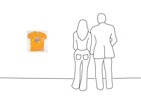 "Frank Böhmer ""Giants T-Shirt"""