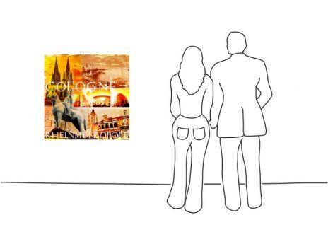 "Fritz Art ""Köln Collage"""