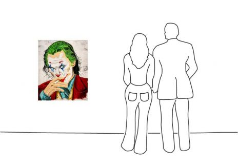 "Louis Nicolas Darbon ""The Joker"""