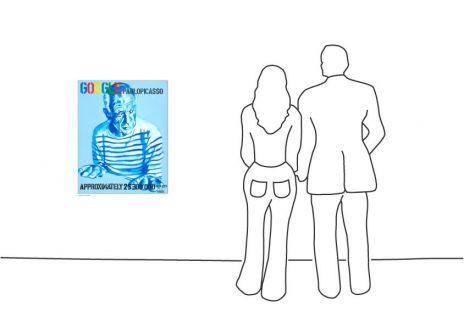 """Martin Sonnleitner """"Google Picasso"""""""