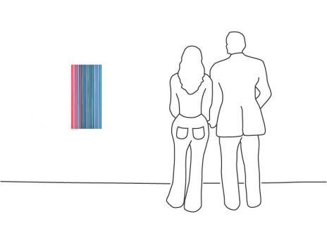 """Martin Sonnleitner """"Stripes II"""""""