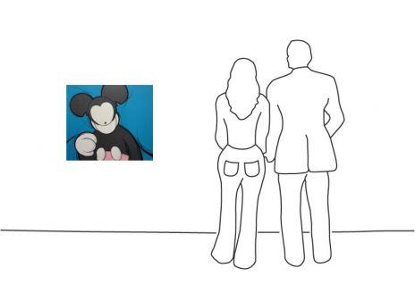 """Metal Mickey"""