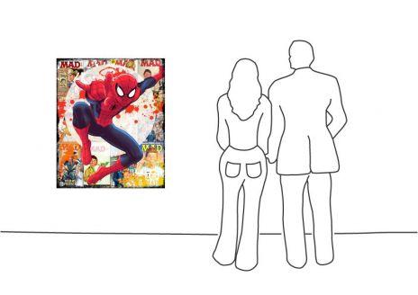 "Micha Baker ""Heros Spider"""