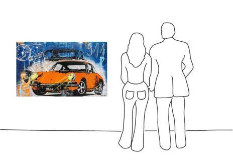 """Michel Friess """"Porsche 911 Legend"""""""