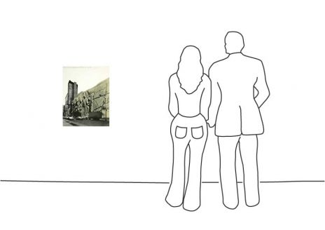 "Christo ""Museum of Modern Art, NY"""