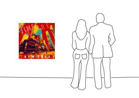 """Fritz Art """"New York 3"""""""