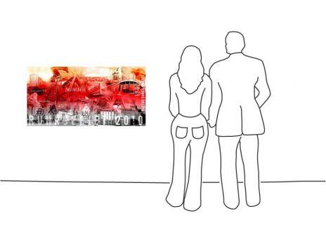 "Fritz Art ""Ruhrgebietscollage 9 (2010)"""