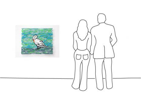 """David Gerstein """"Swan Lake"""""""
