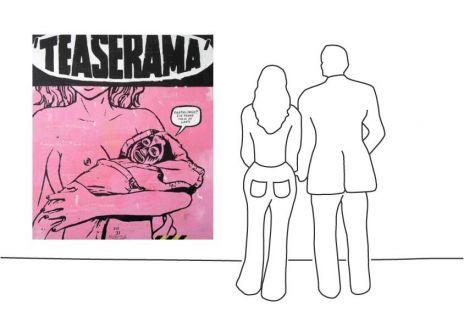 """ths """"Teaserama Giant Size"""""""