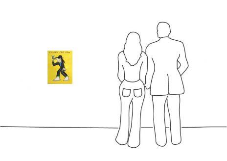 """Udo Lindenberg """"Ich mach mein Ding gelb"""""""