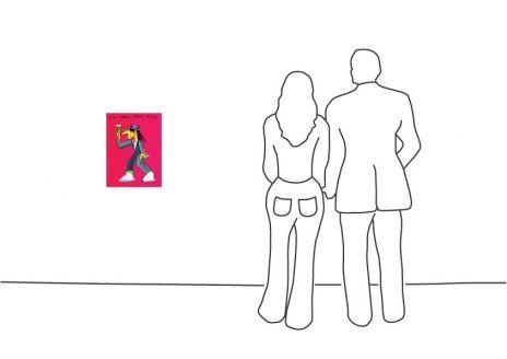 """Udo Lindenberg """"Ich mach mein Ding pink"""""""