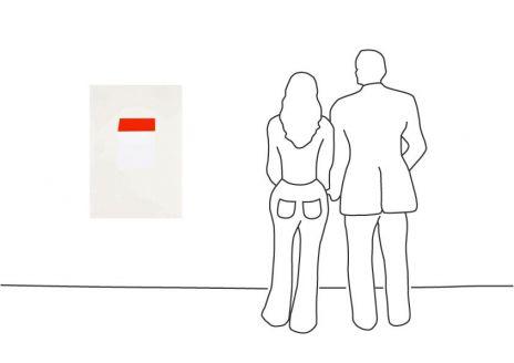 """Diverse Künstler """"Imi Knoebel – Una's Haus"""""""