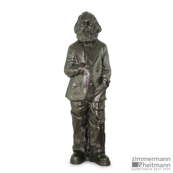"Ottmar Hörl ""Karl Marx"""