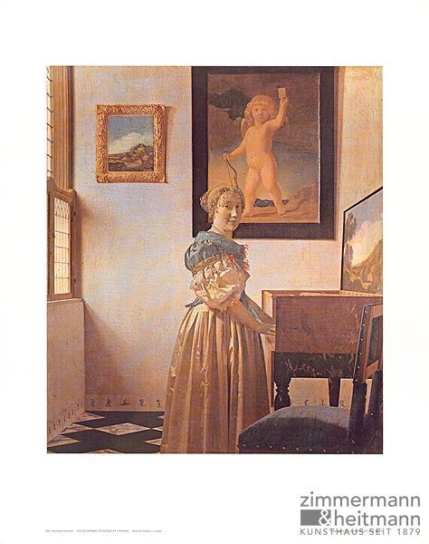 Genremalerei vermeer  Genremalerei: Alltagskunst & Portraitkunst