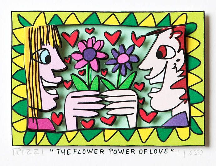 The Flower Power of Love