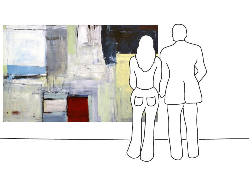 "Ralf Bohnenkamp ""O.T. (150 x 240 cm)"""