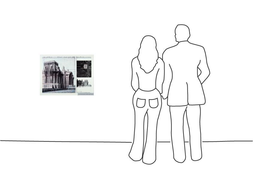 "Christo ""Reichstag I"""