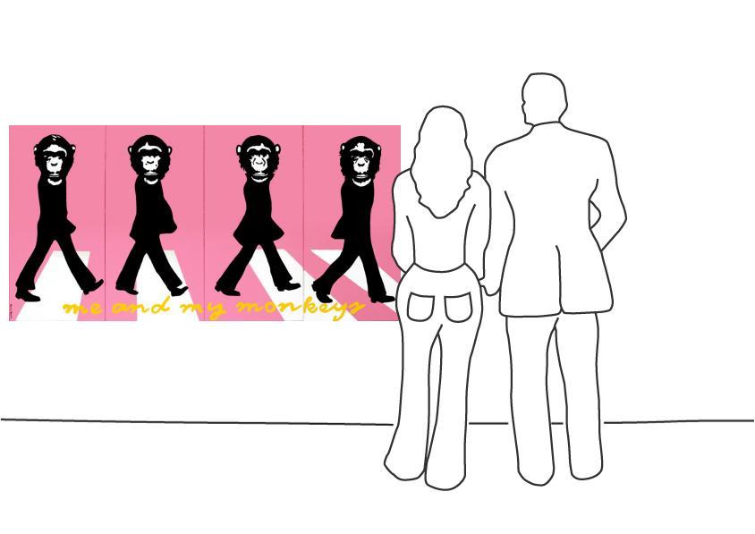 "Marisa Rosato ""Beatles. Abbey Road"""