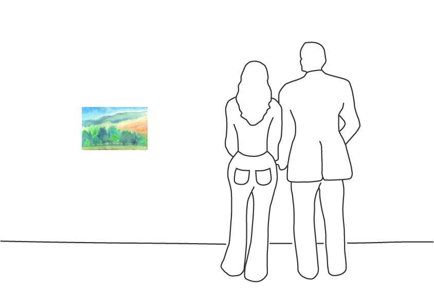 """Günter Grass """"Abend auf Moen"""""""