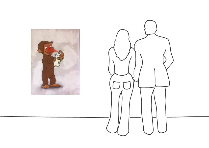 "TRUST.ICON  ""Curious George """