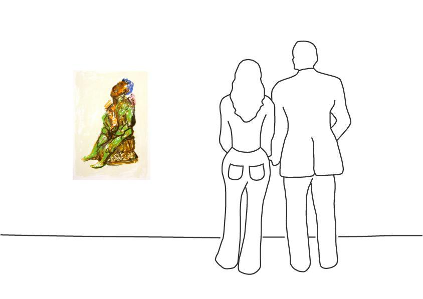 "Diverse Künstler ""Markus Lüpertz Beethoven 2011"""