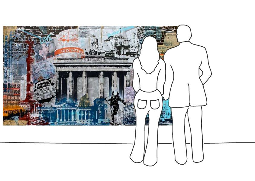 "Michel Friess ""Big Berlin (3-teilig)"""