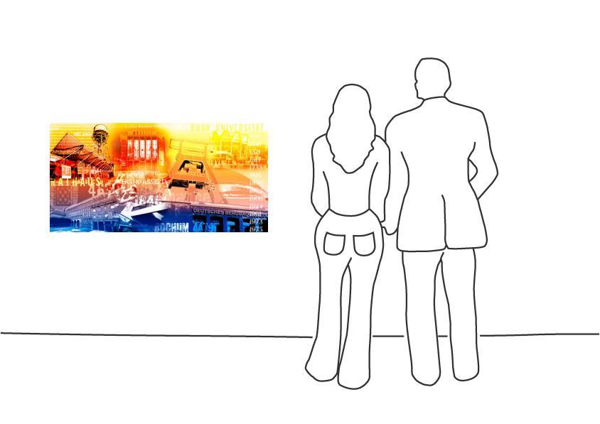 "Fritz Art ""Bochum Collage 2"""