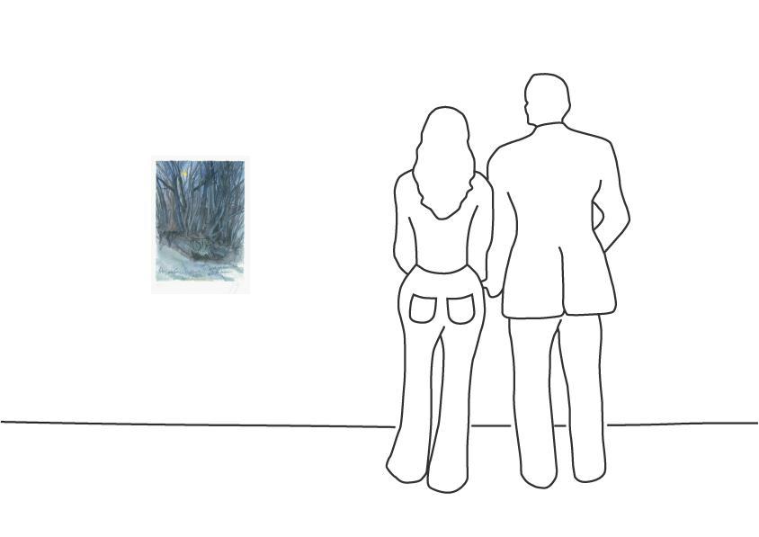 """Günter Grass """"Dann, als Geschenk, legte ich meiner Liebsten den Mond zu Füßen..."""""""