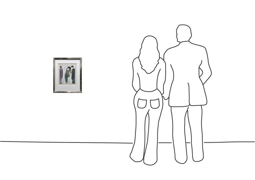 """Diverse Künstler """"David Schneuer - Original Lithografie (2)"""""""