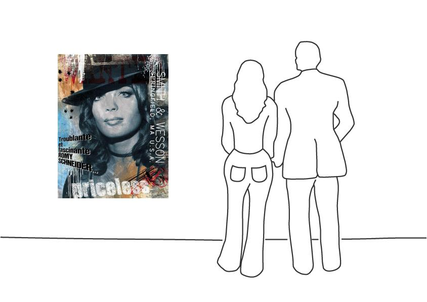 "Devin Miles ""Priceless – Romy Schneider"""