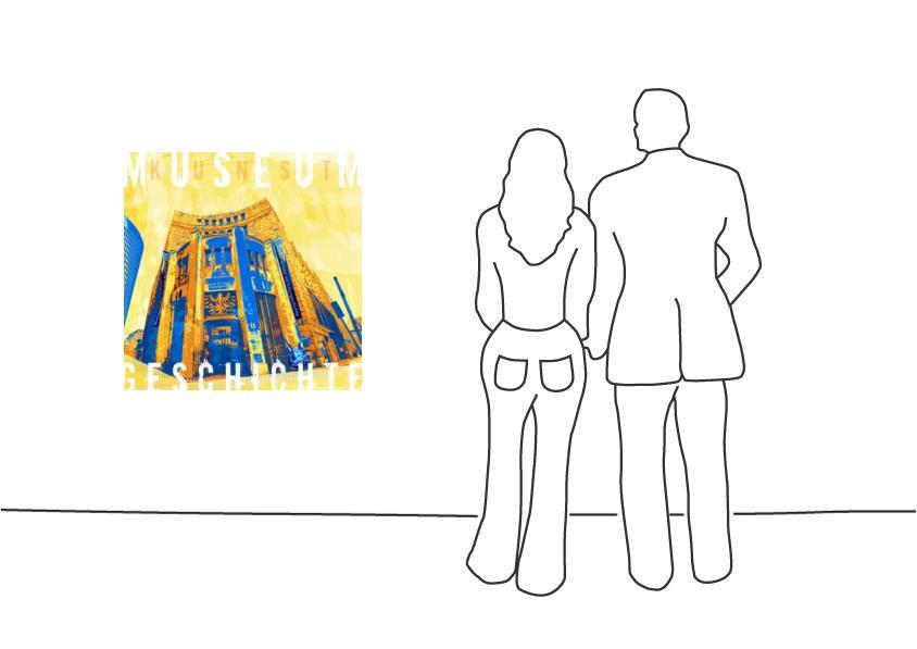 """Fritz Art """"Dortmund Museum fuer KKG"""""""