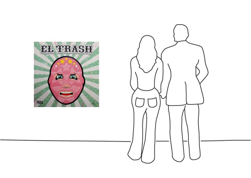 """ths """"El Trash Paris"""""""