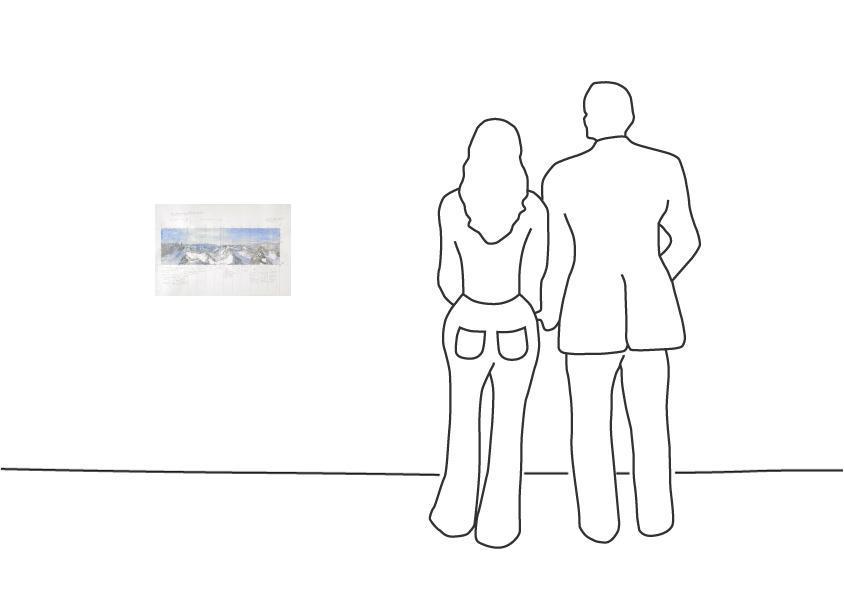 """""""Konstruktion des 360° - Panoramas vom Seligshorn"""""""