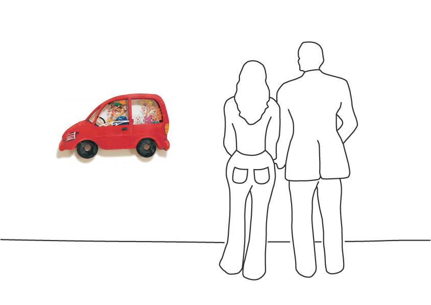 """David Gerstein """"Family Car"""""""