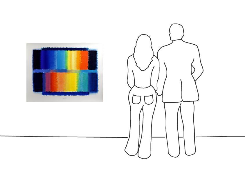 """Diverse Künstler """"Großes Farbspektrum"""""""