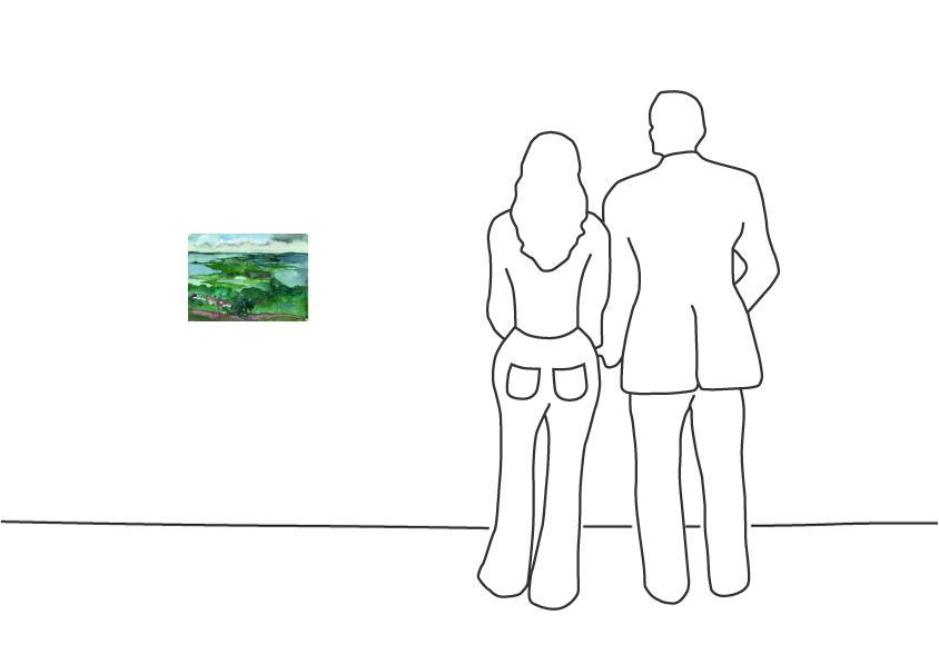 """Günter Grass """"Hiddensee"""""""